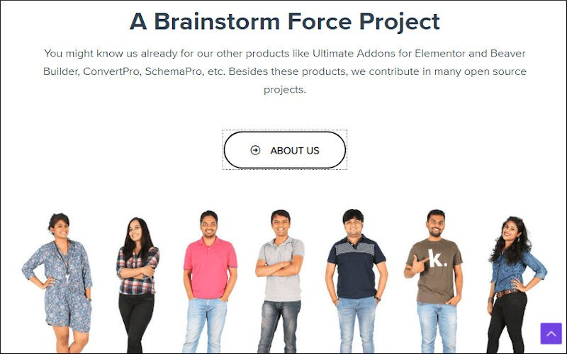 brainstorm force team - astra developers