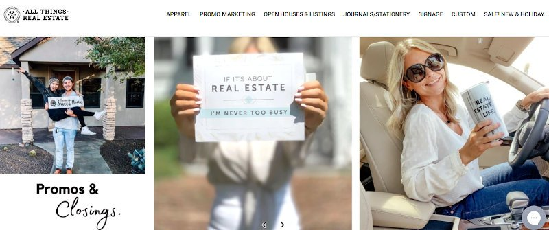 all theings real estate affiliate programs