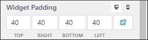 GeneratePress Premium Sidebar Widget Padding