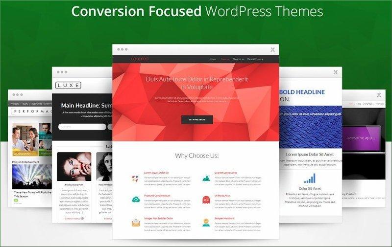 thrive themes - generatepress alternative for customization